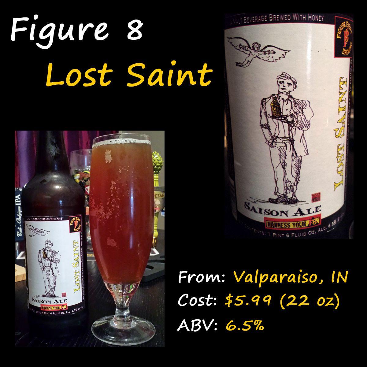 lost saint