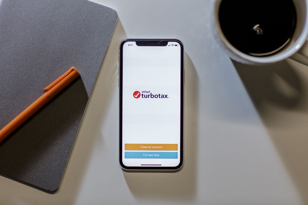 TurboTax intentionally hides its free tax filing service