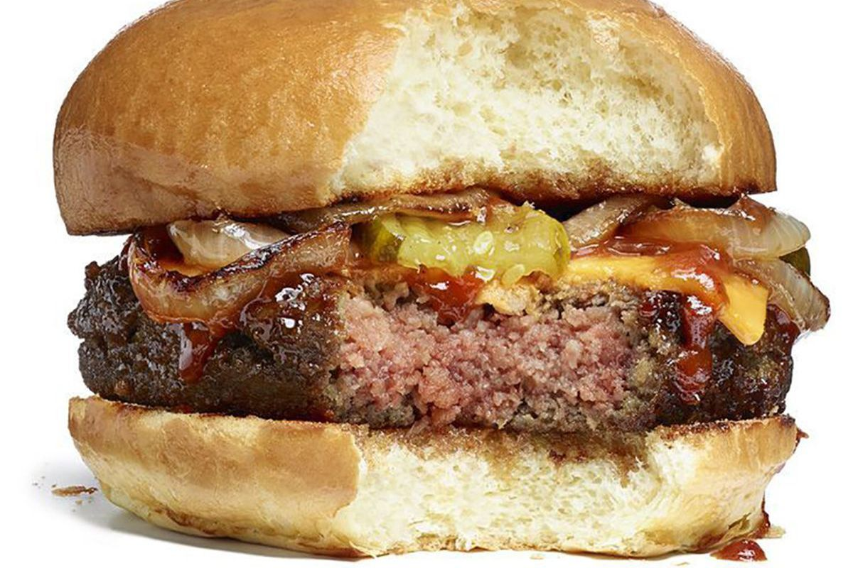 If you prick a veggie burger, does it not bleed?
