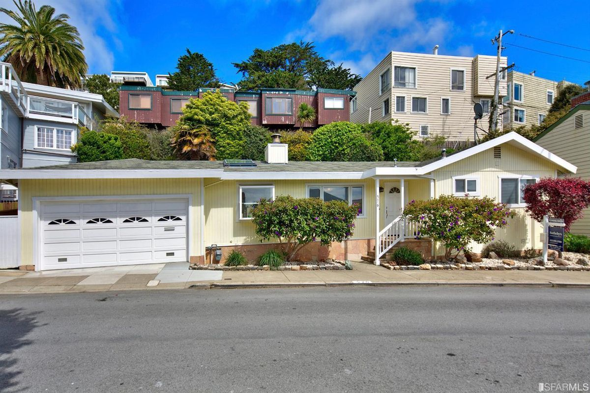 Ranch Style Home In The Middle Of San Francisco Will Give