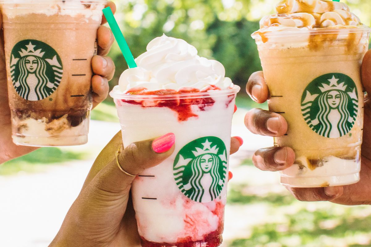 Starbucks Newest Frappuccino Is Hot Pink Eater
