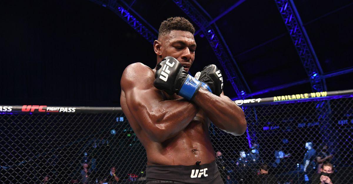 UFC Fight Island 5 video: Joaquin Buckley recaps 'Wakanda Style' headkick knockout