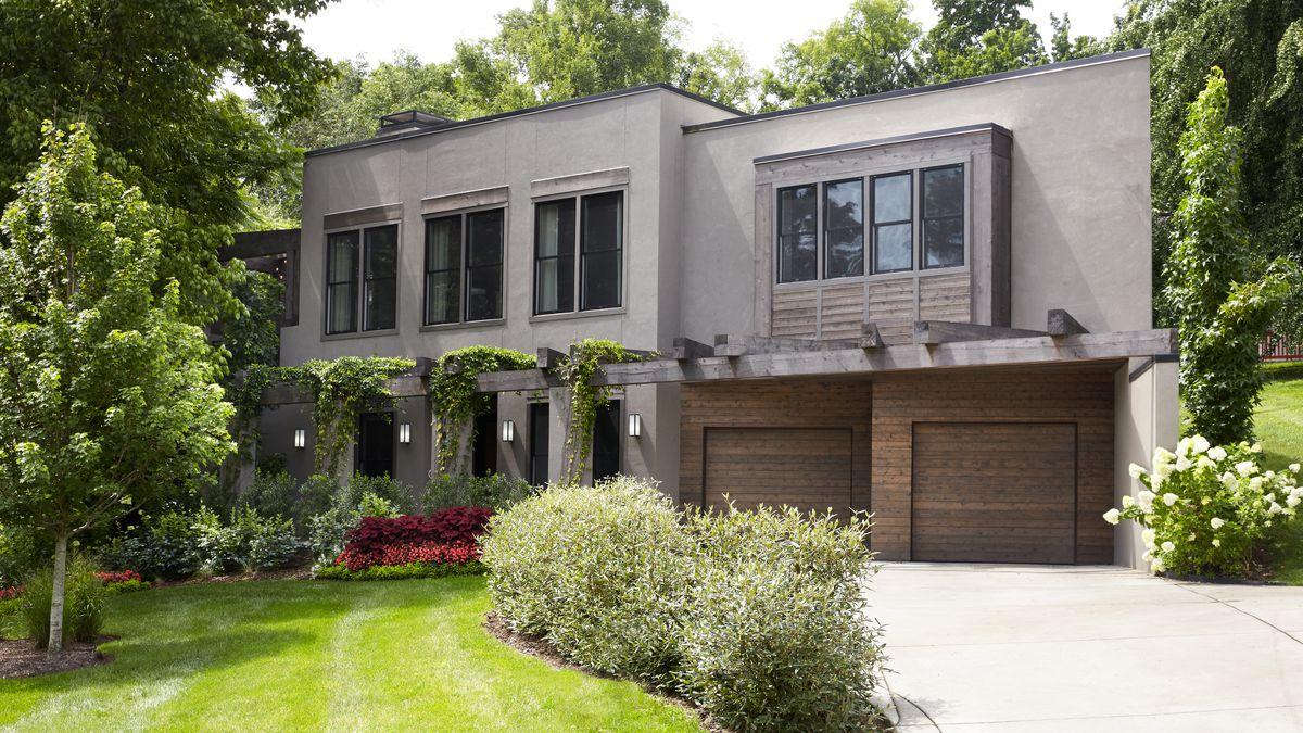 Modern Architecture Nashville Tn modern house rises in historic nashville neighborhood - curbed