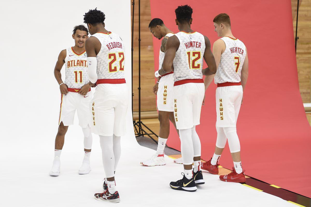 NBA: Atlanta Hawks-Media Day