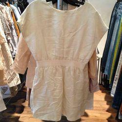 Maison Kitsuné women's dress, $200