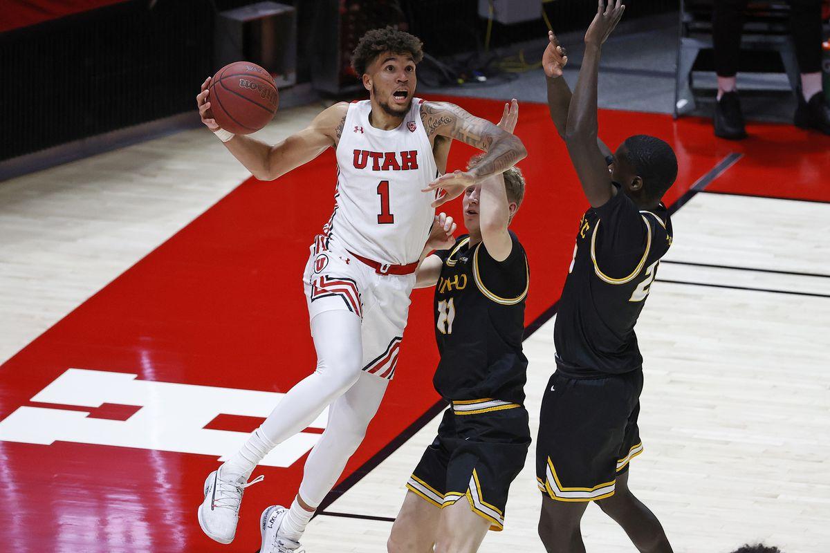 NCAA Basketball: Idaho at Utah
