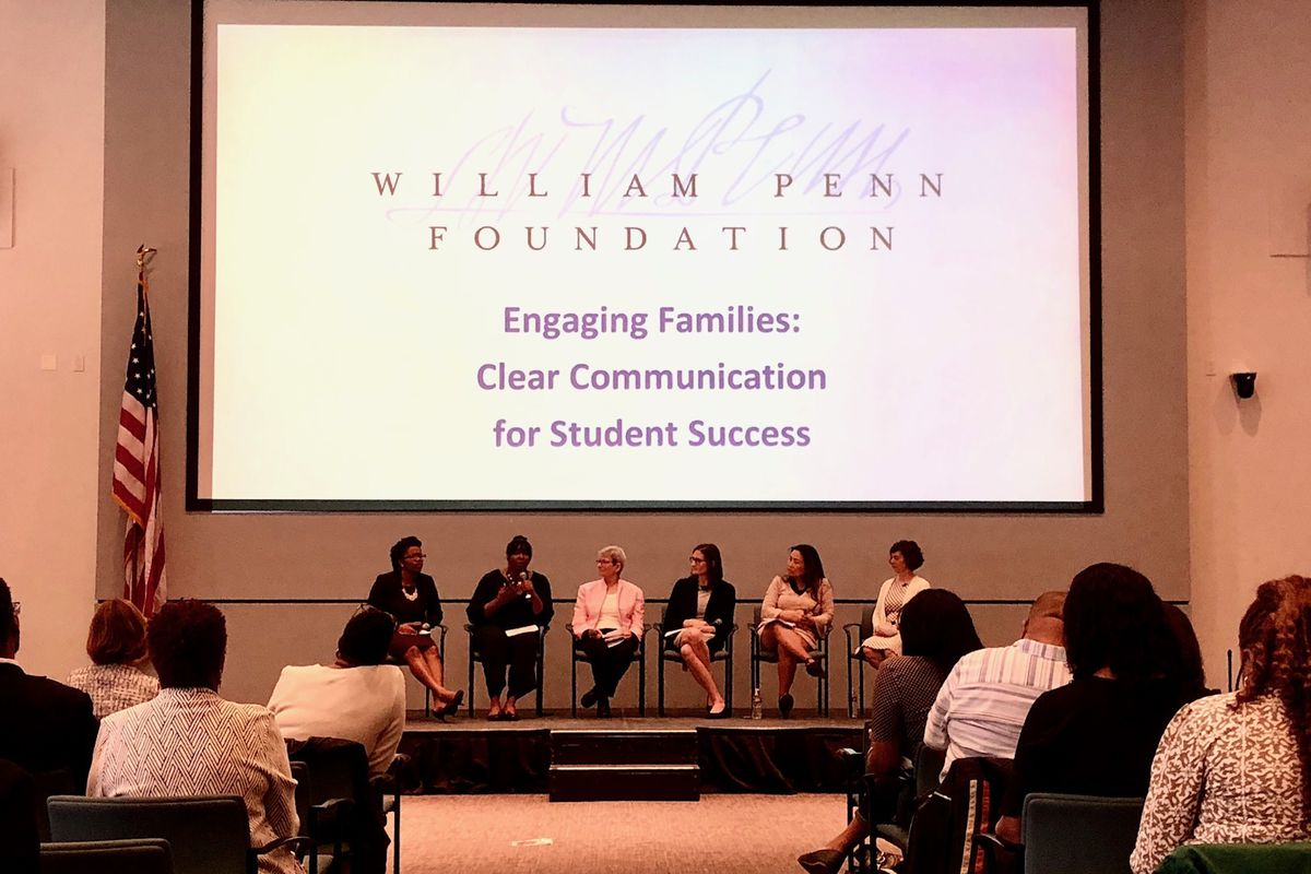 william penn panel parent engagement