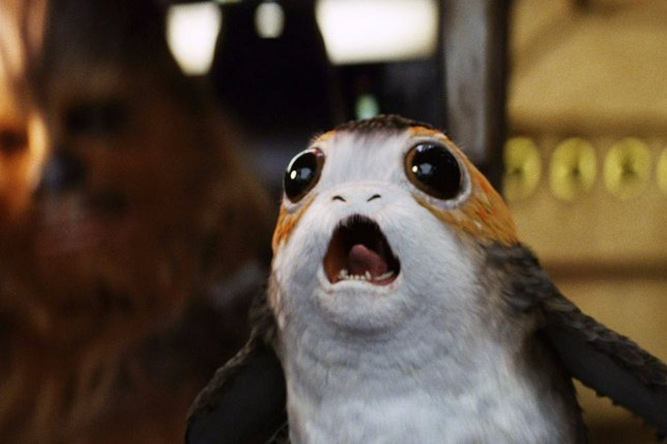 porg invasion is the star wars the last jedi mini game that s about to take over facebook