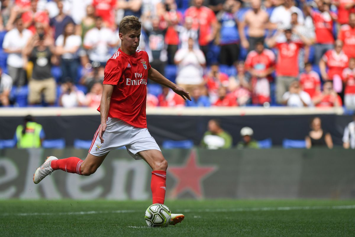Soccer: International Champions Cup-Benfica at Juventus