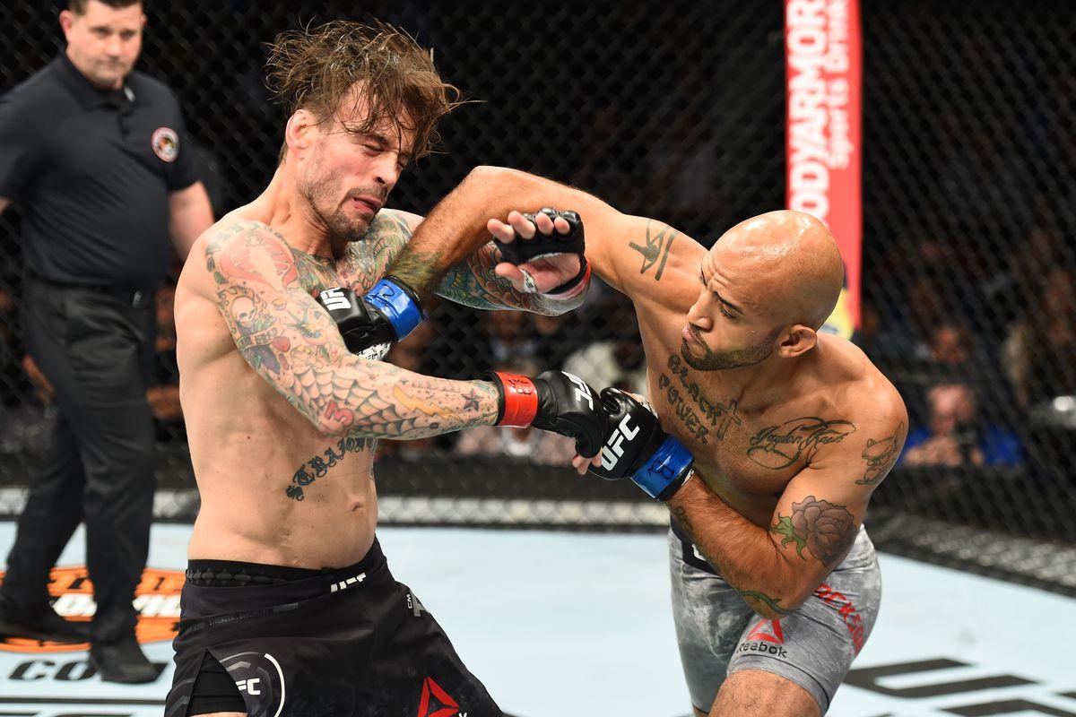 UFC 225: Punk v Jackson