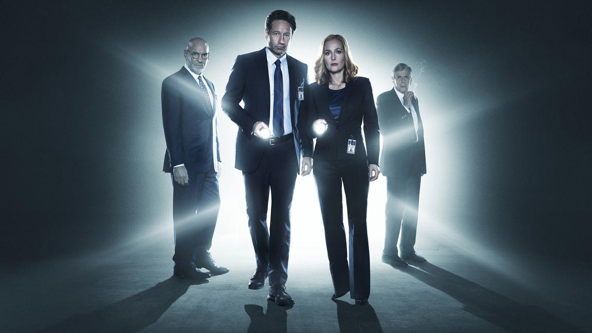The X-Files returns on Fox.