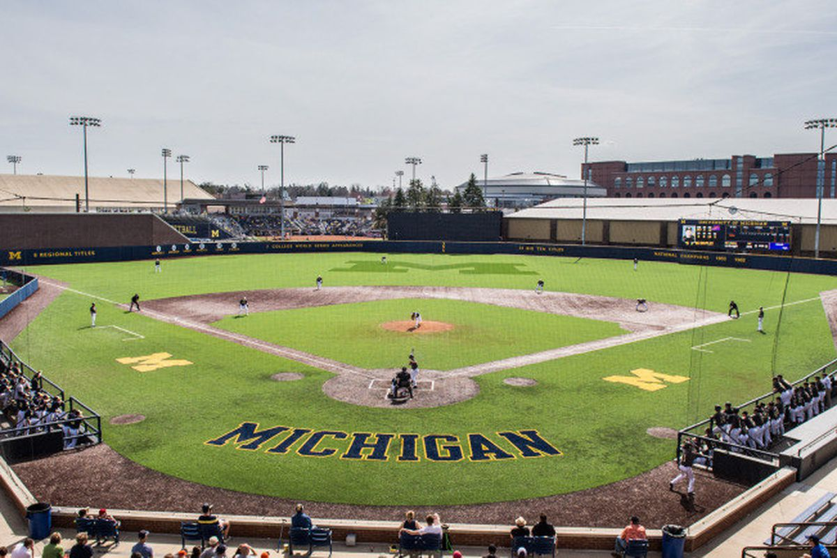 michigan baseball - photo #14