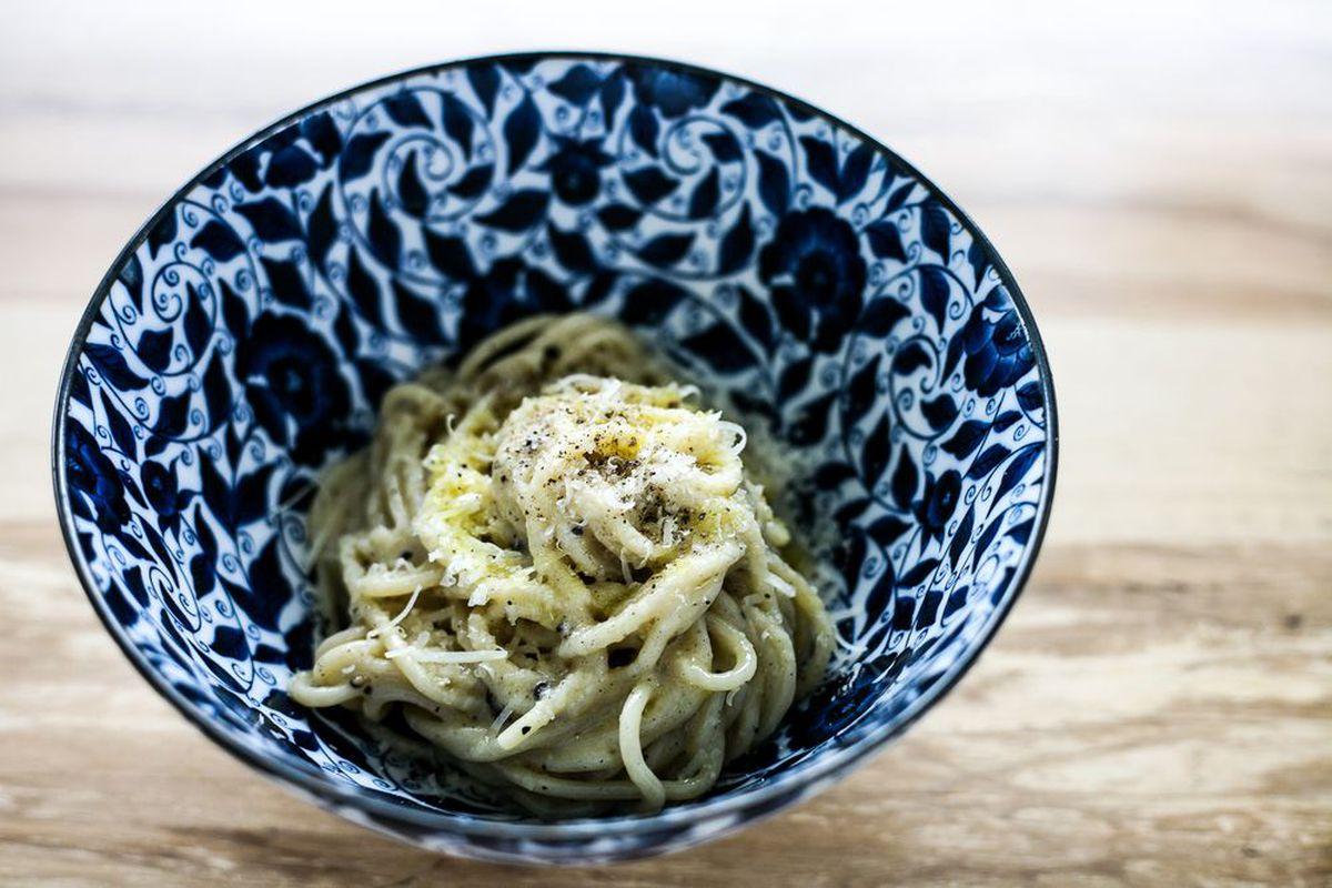 Pasta from L'Oca d'Oro