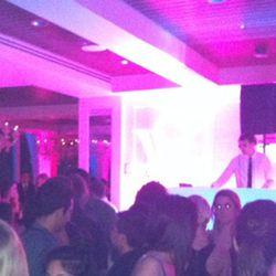 DJ Jesse Marco moving the crowd