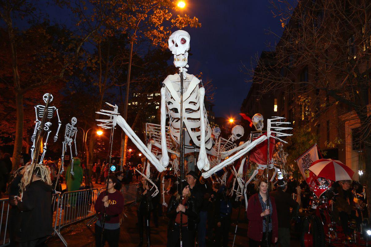 NYC's Village Halloween Parade