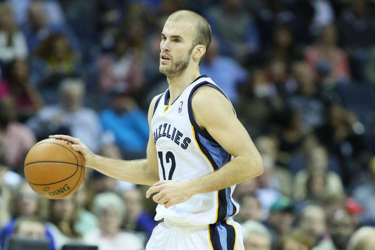 The Western Conference Rookie of the Month Nick Calathes will be a topic of conversation tonight on GBBLive!