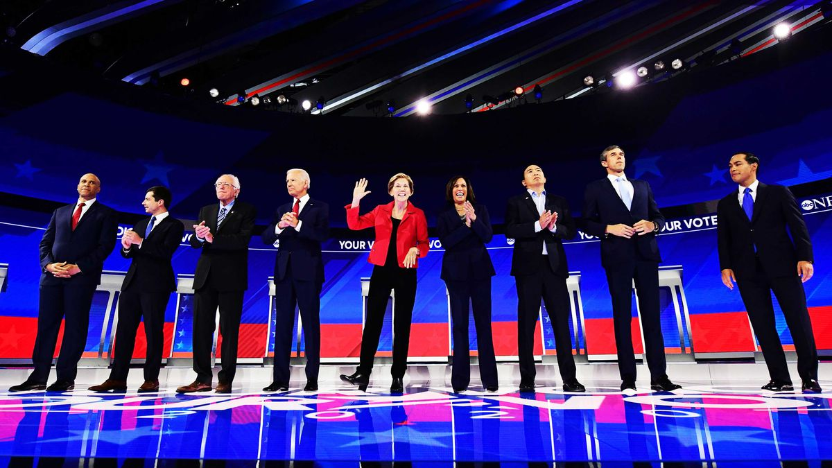 democratic debate - photo #48