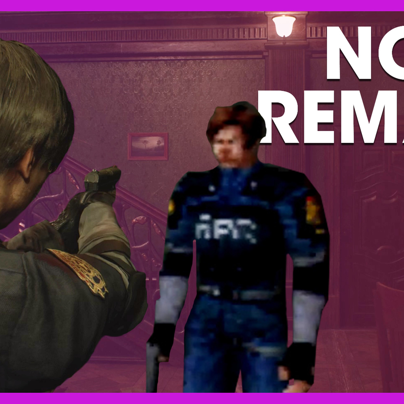 Resident Evil 2 is not the remake you think it is - Polygon