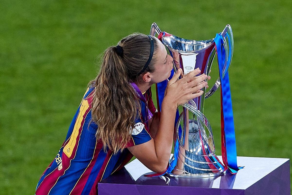 Chelsea FC v FC Barcelona - UEFA Women's Champions League Final 2021