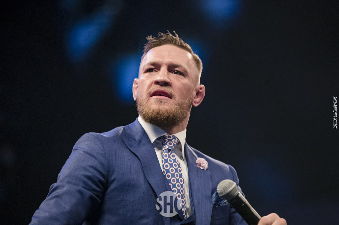Conor McGregor drops to less than 4 to 1 underdog after Floyd Mayweather world tour