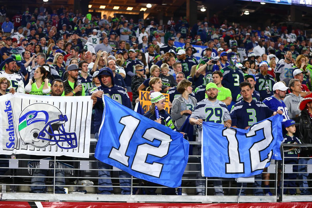 promo code d79ed 8183c What makes Seattle's 12th Man so special? - SBNation.com