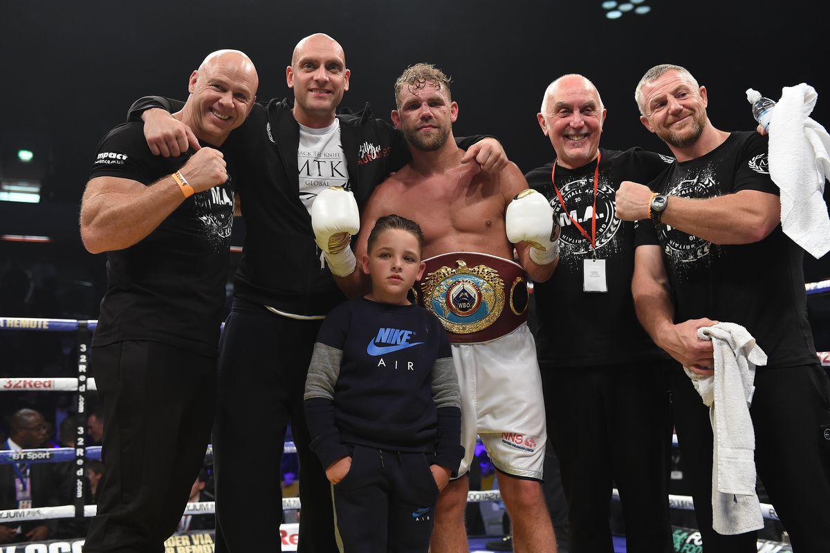 Boxing at Copper Box Arena