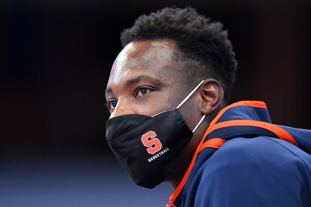 NCAA Basketball: Miami-Florida at Syracuse