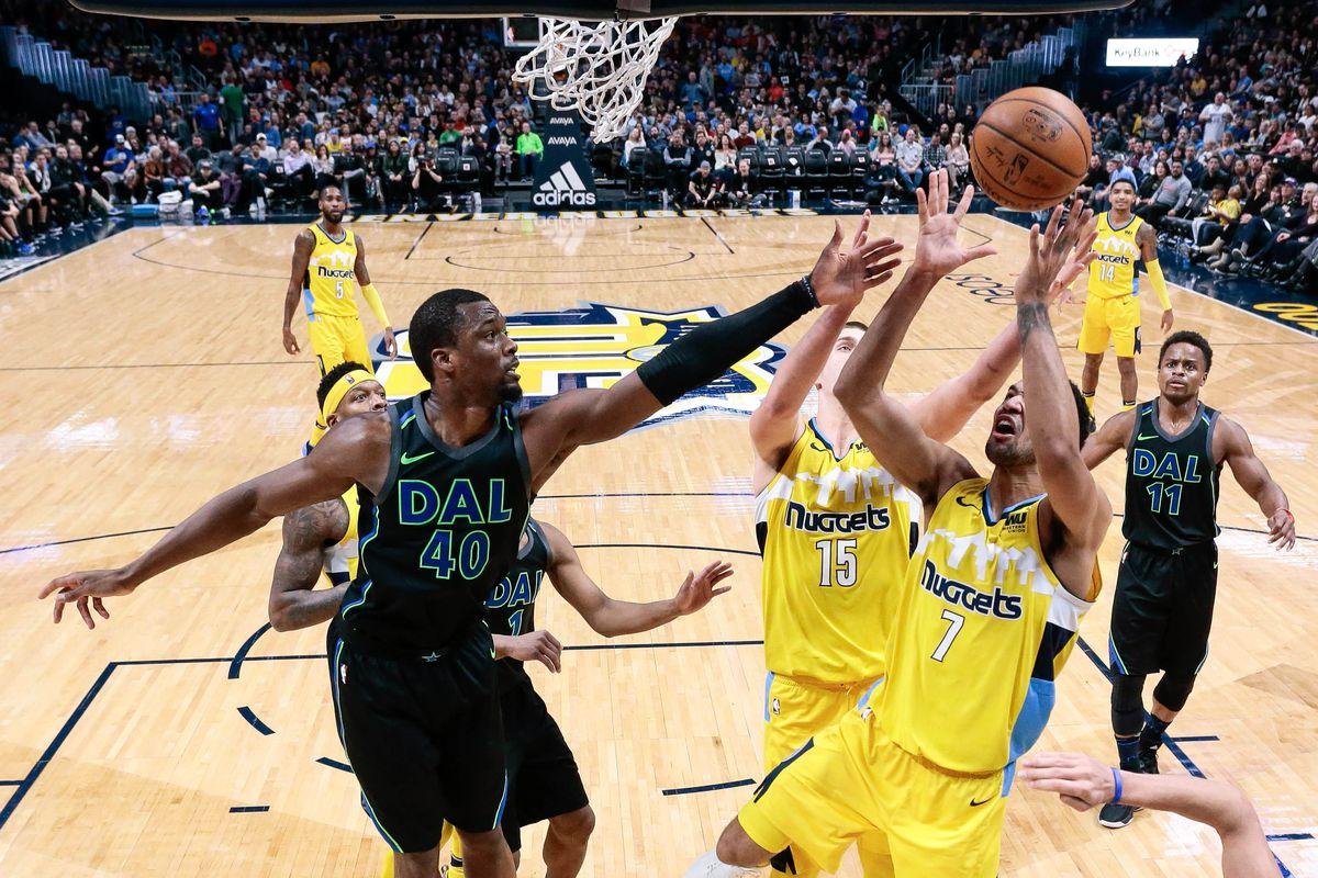 Nuggets Vs Mavericks Update: GAME THREAD: Dallas Mavericks Vs. Denver Nuggets