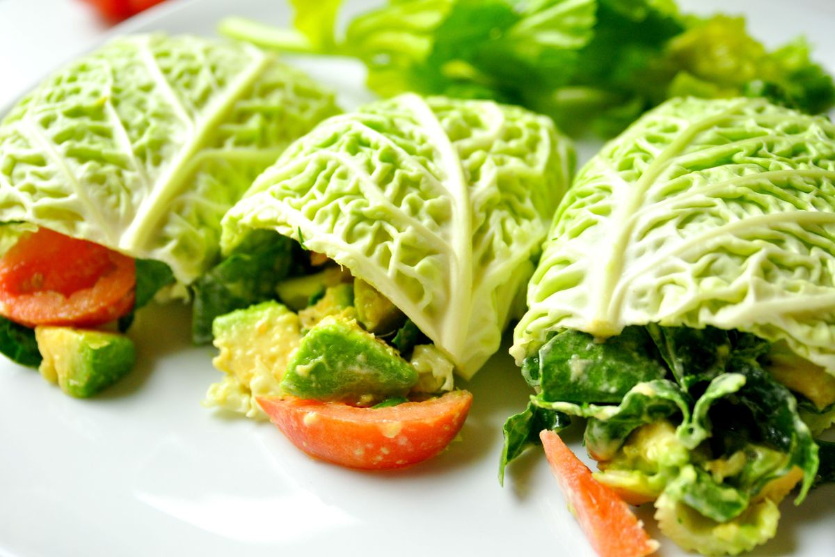 A raw food diet has some positive aspects.