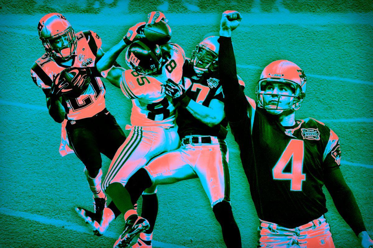 huge discount 8cfe9 feddf The Patriots Can't Play a Boring Super Bowl - The Ringer