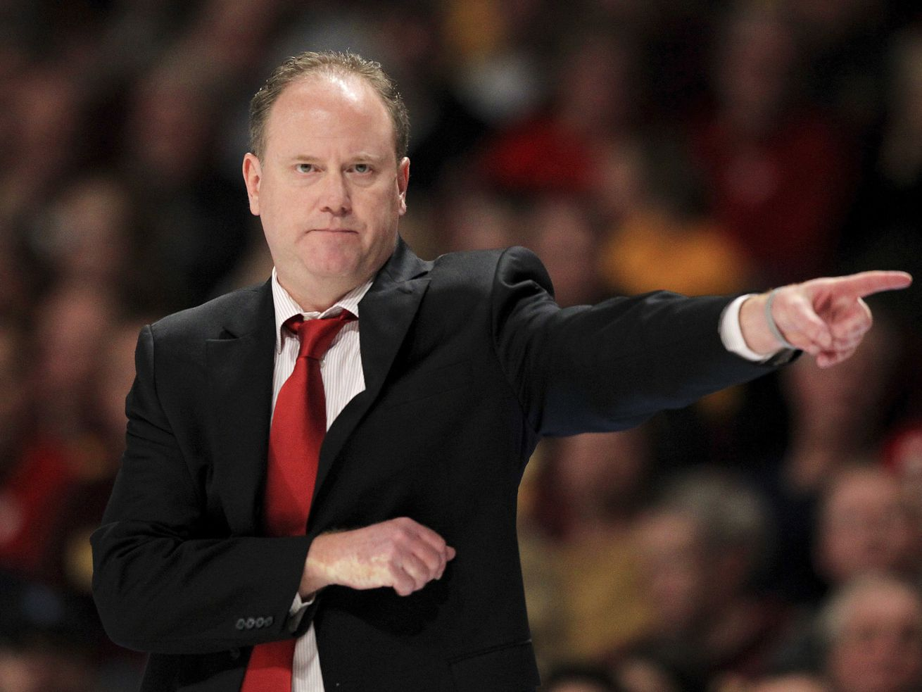 Wisconsin coach Greg Gard has nearly the entire nucleus that led the Badgers to an eight-game winning streak and a share of the Big Ten regular-season title in 2019-20.