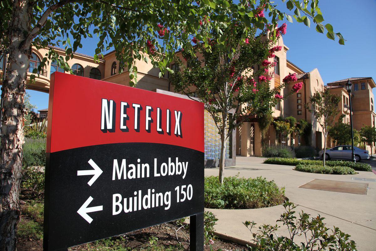 Netflix Headquarters 2