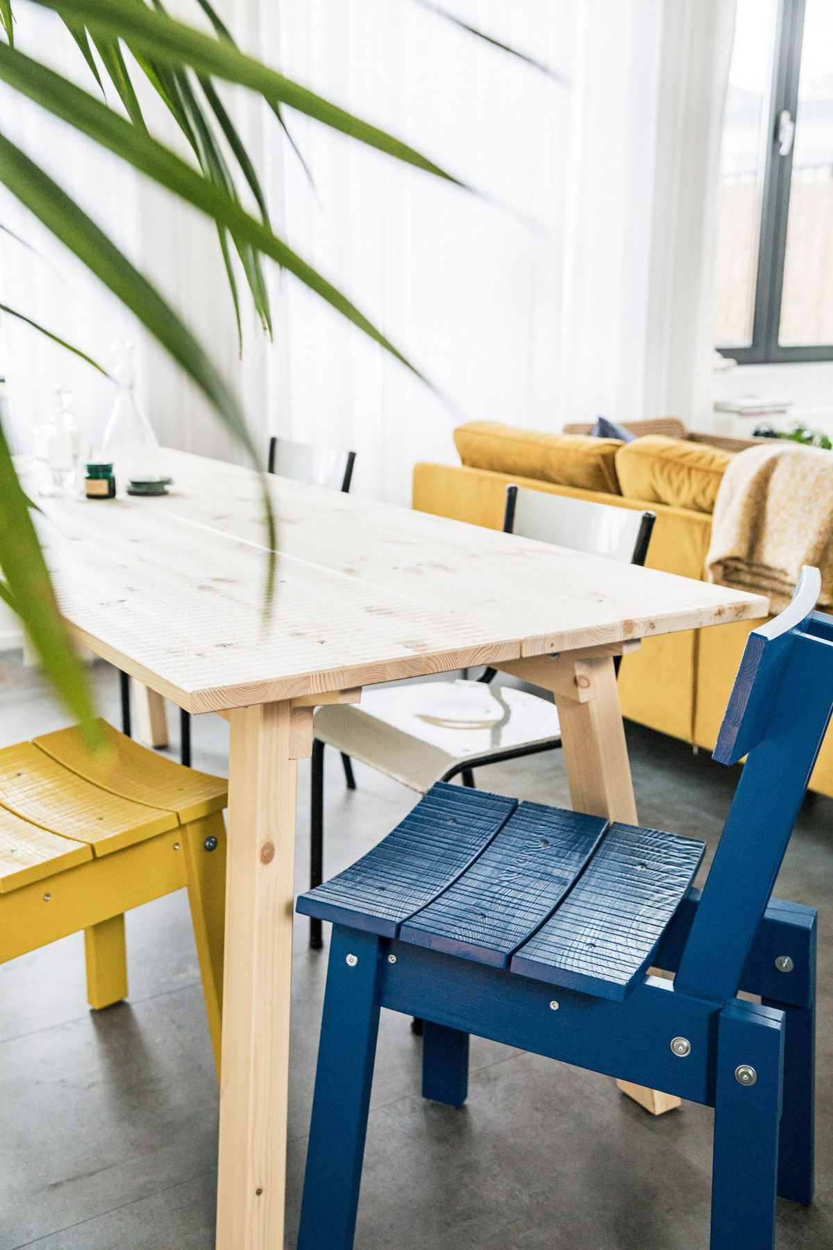 ikea industrial furniture. Via: Dezeen Ikea Industrial Furniture S