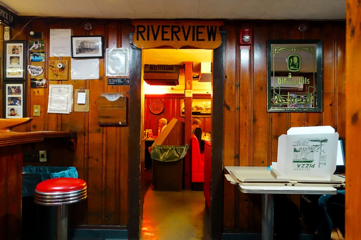 the riverview pizza