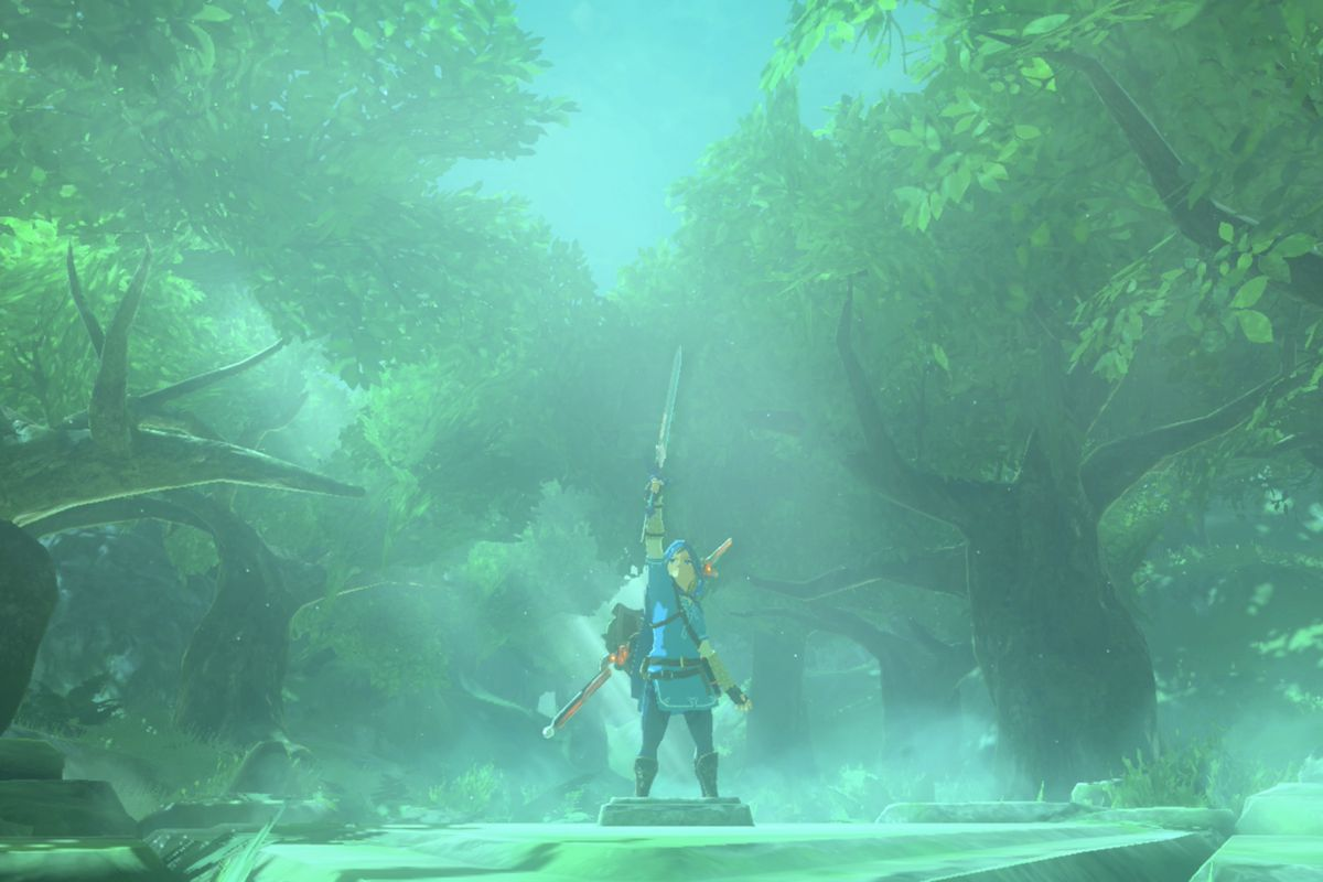 The Legend of Zelda: Breath of the Wild guide: Unbreakable weapons