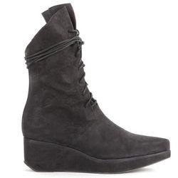 The Wrinkle boot, reg $595. Sale price: $250.