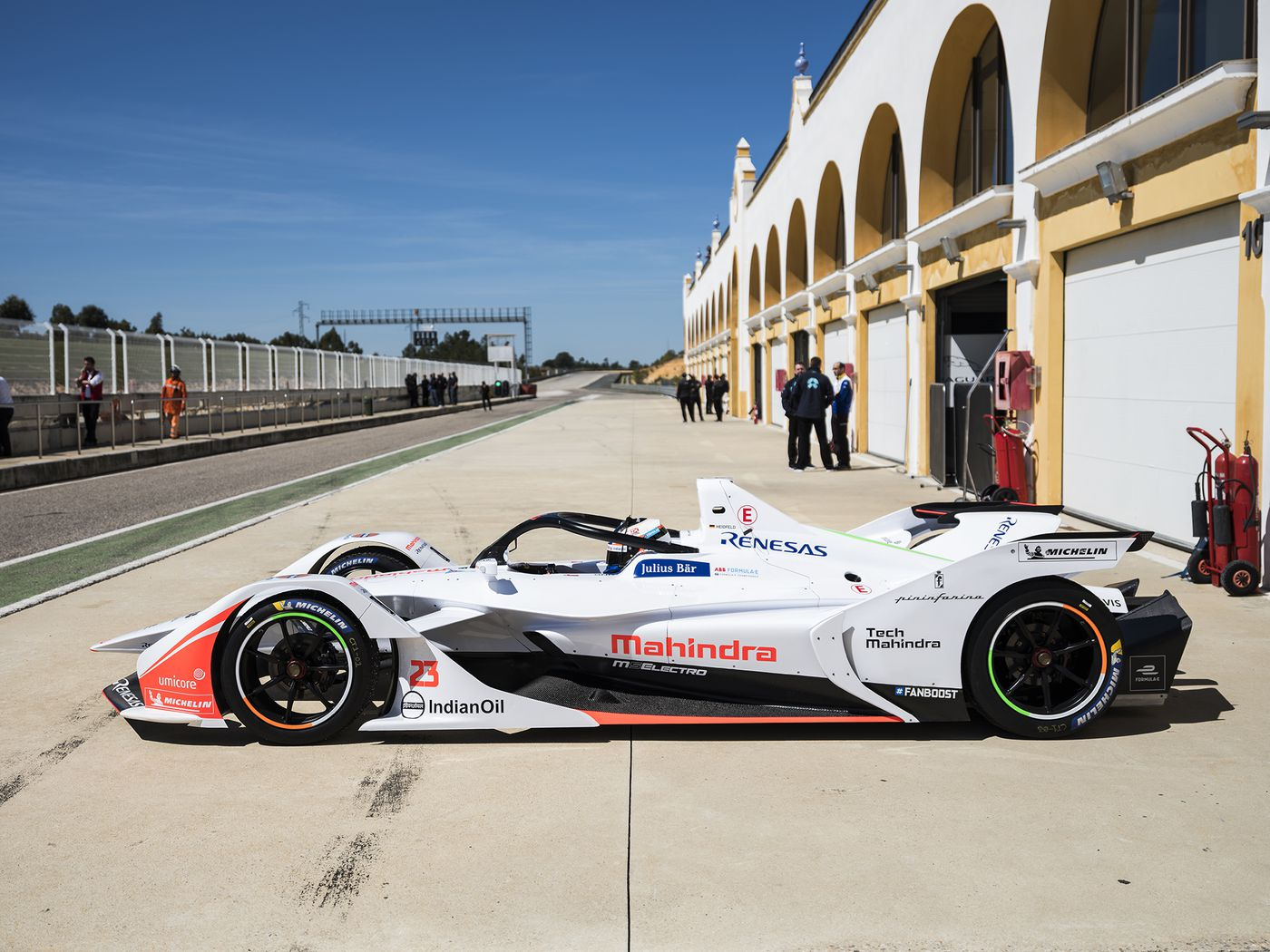 How Formula E\'s new electric racecar is going to change the series ...