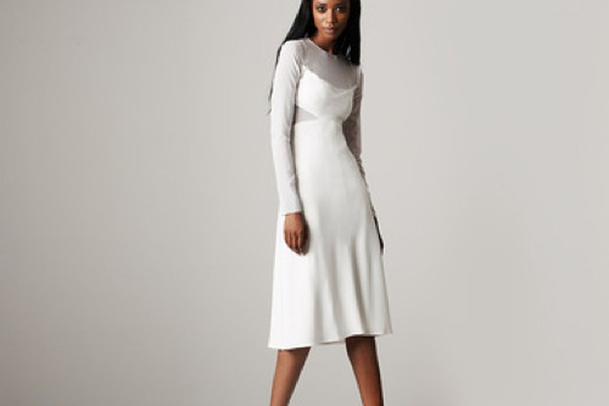 Narciso Rodriguez today on Gilt