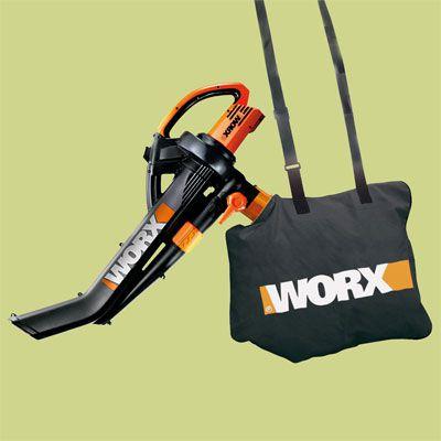 Worx TriVac WG500 Electric Blower