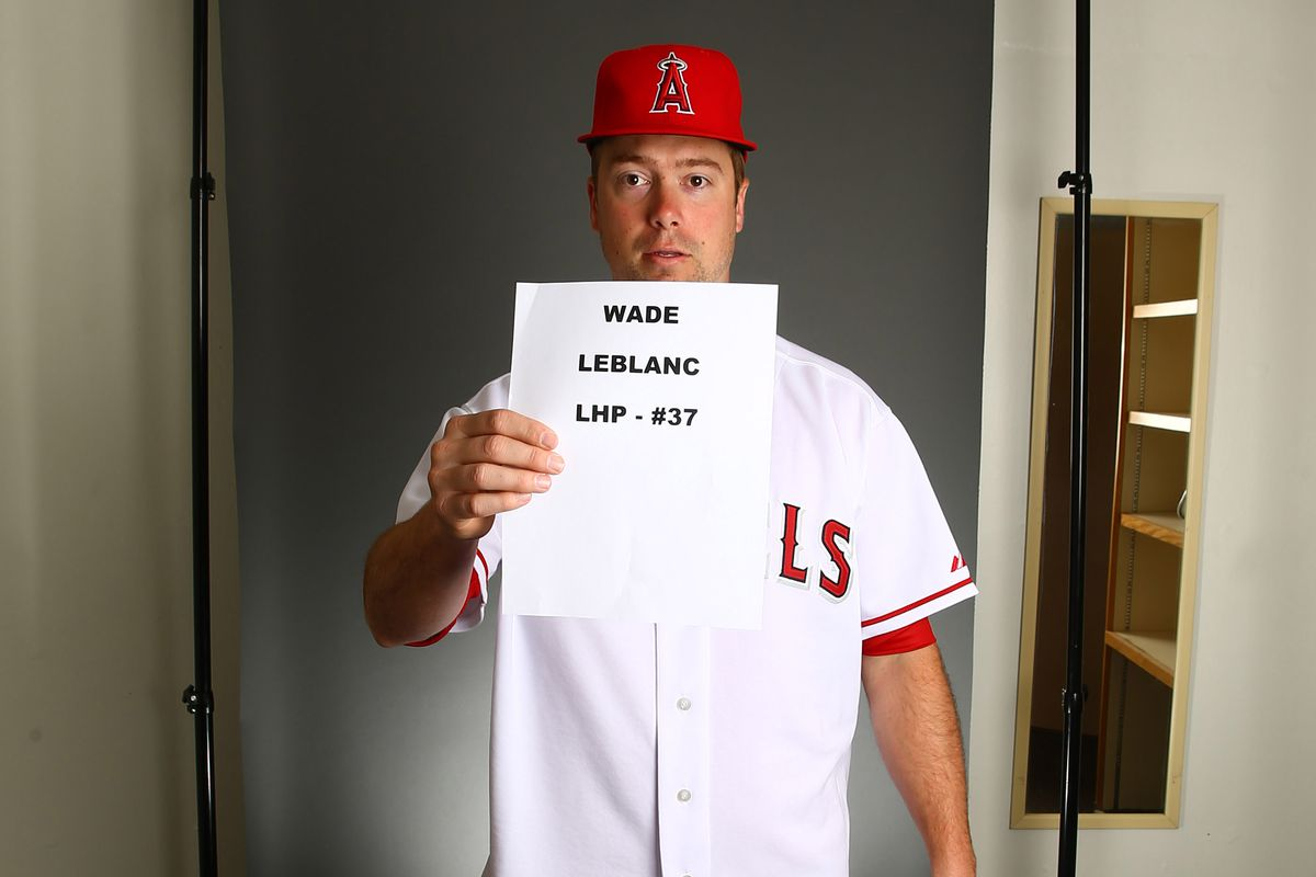 Wade LeBlanc, we hardly knew ye.