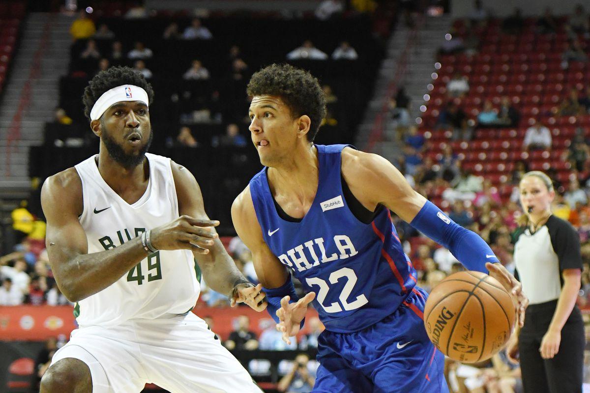 Milwaukee Bucks v Philadelphia 76ers