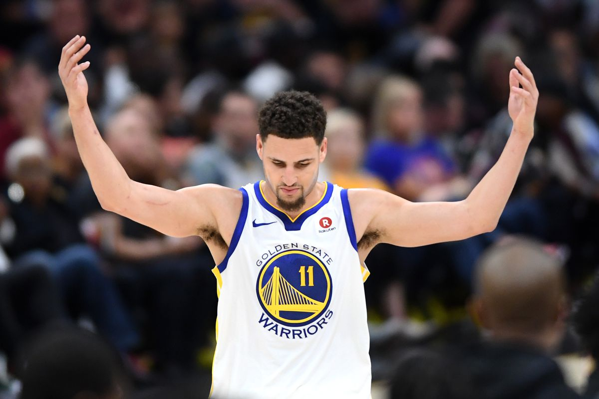 Image result for klay thompson warriors