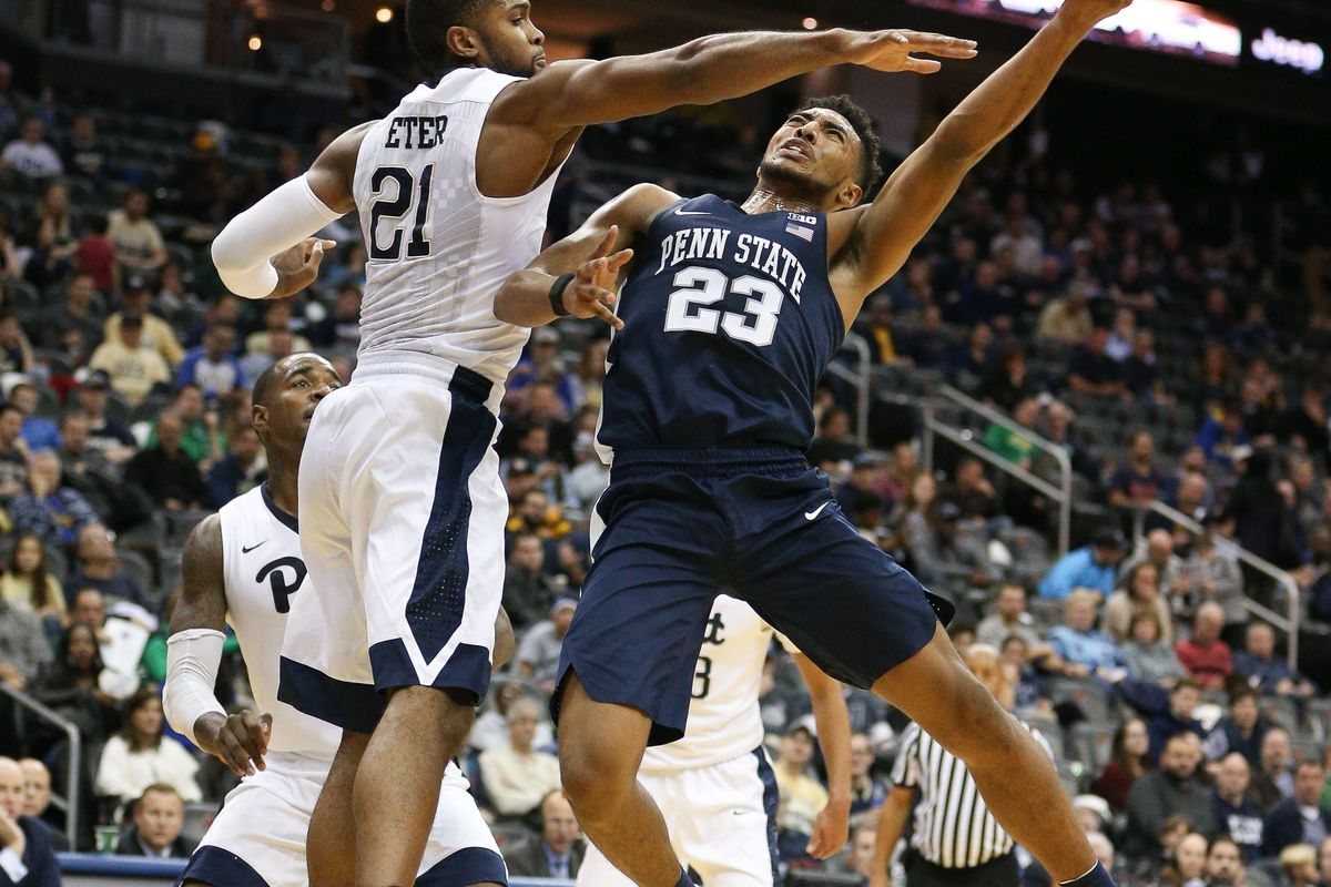 NCAA Basketball: Never Forget Tribute Classic-Pittsburgh vs Penn State