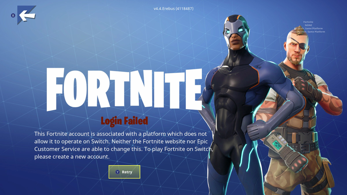 Why didn't anyone warn us not to play Fortnite on PS4? - Polygon