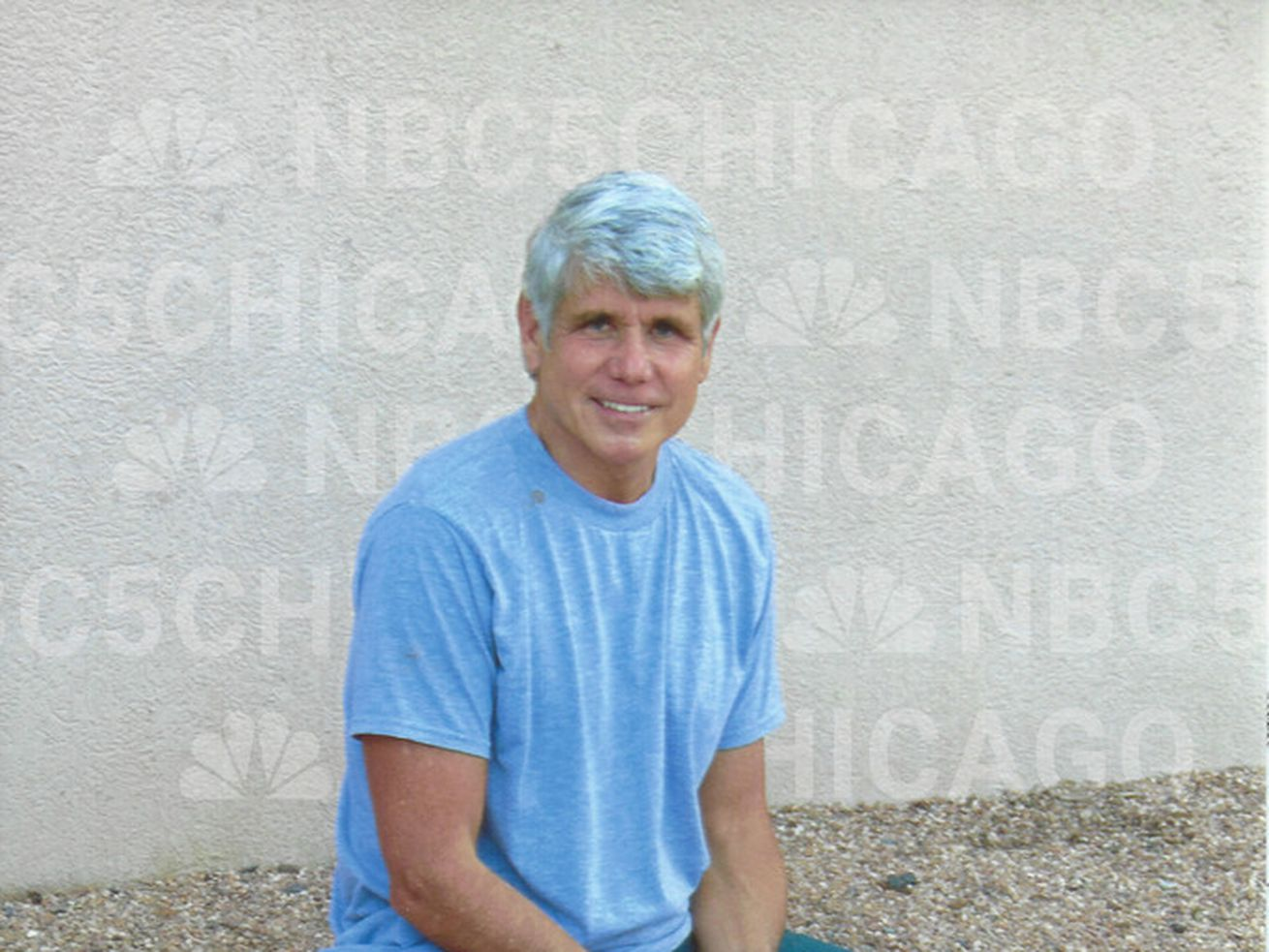 Rod Blagojevich, Inmate No. 40892-424 at the Federal Correctional Institution in Englewood, Colorado. | NBC5 CHICAGO PHOTO