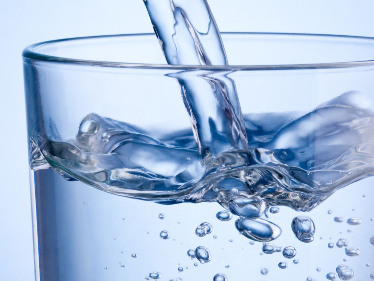 South suburban residents were advised to use bottled water as Aqua Illinois worked to flush their entire water systems.