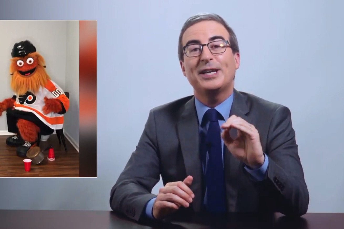 Untitled.0 - John Oliver's breakdown of coronavirus' effect on sports is the perspective we all need