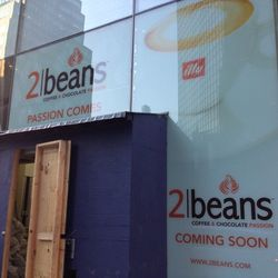 """2Beans via <a href=""""http://midtownlunch.com/2012/10/11/2beans-brings-chocolate-coffee-and-sushi/"""">Midtown Lunch</a>."""