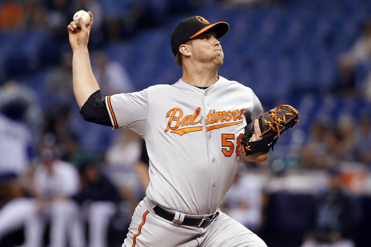 Ryan Webb is throwing gas and racking up the strikeouts, but other Orioles relievers aren't following suit.