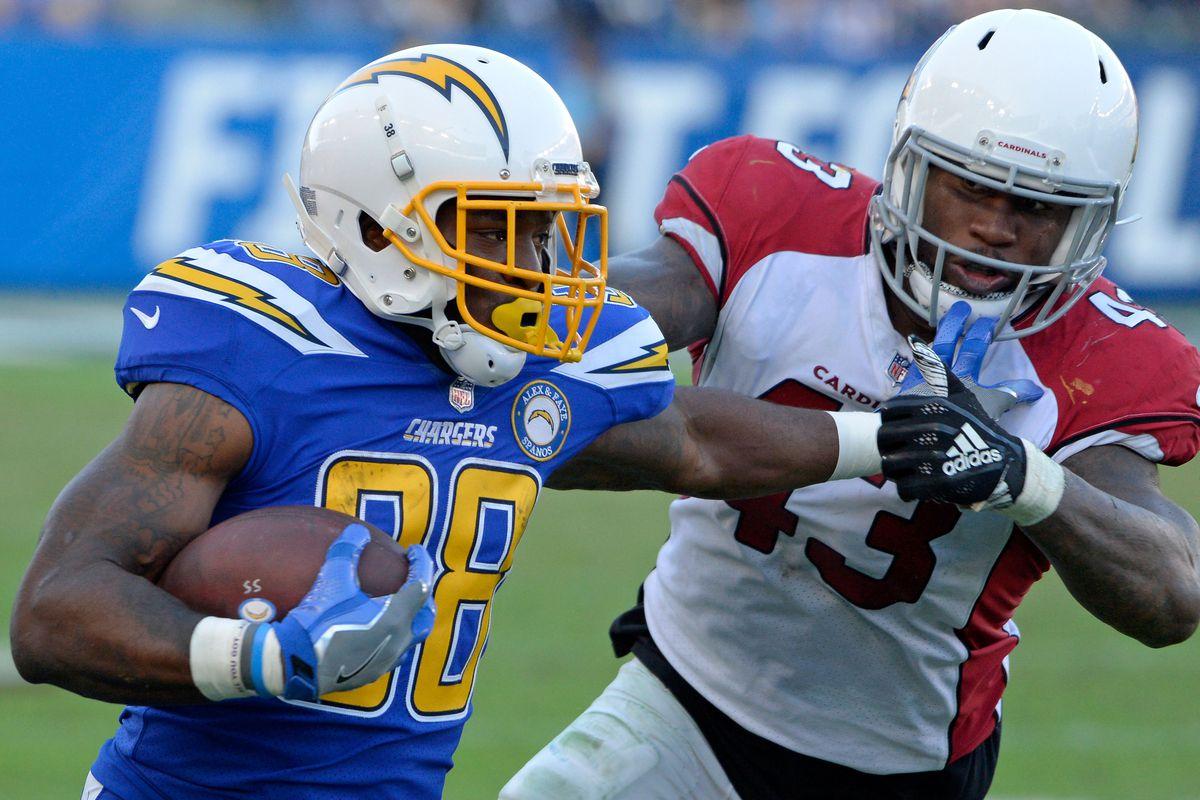 NFL: Arizona Cardinals at Los Angeles Chargers